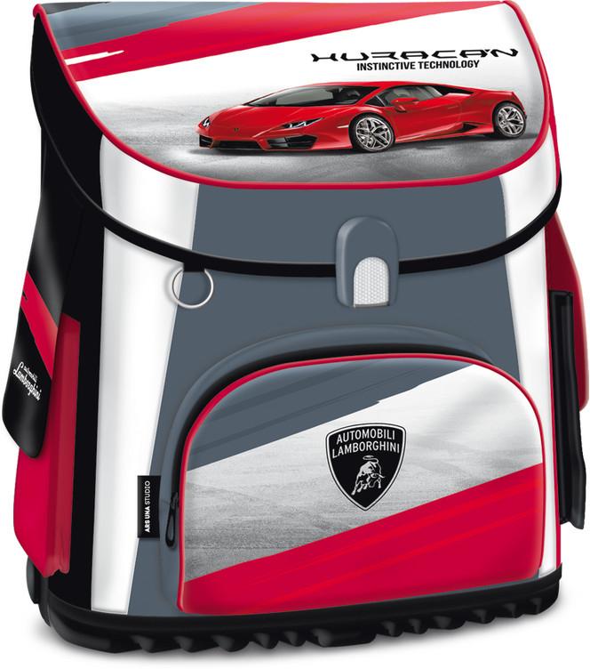 Školní aktovka Lamborghini magnetic
