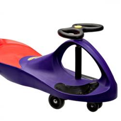 PlasmaCar bez prilby fialová