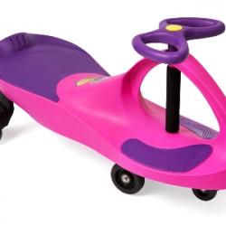 Jeździk plasmacar - różowy/fioletowy