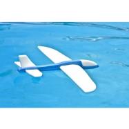 Letadélko FLY-POP pěnové modré