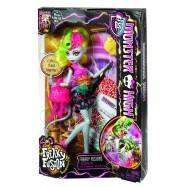 Monster High Monstrozní splynutí - Lagoonafire