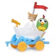 Mini Lalaloopsy wagon łódź Tipsy