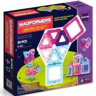 Klocki magnetyczne MAGFORMERS INSPIRE 30