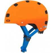 Dětská helma SCRAPER KID signal orange Velikost S 48-55 cm