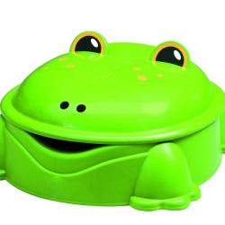 Pieskovisko Žaba zelené s vekom