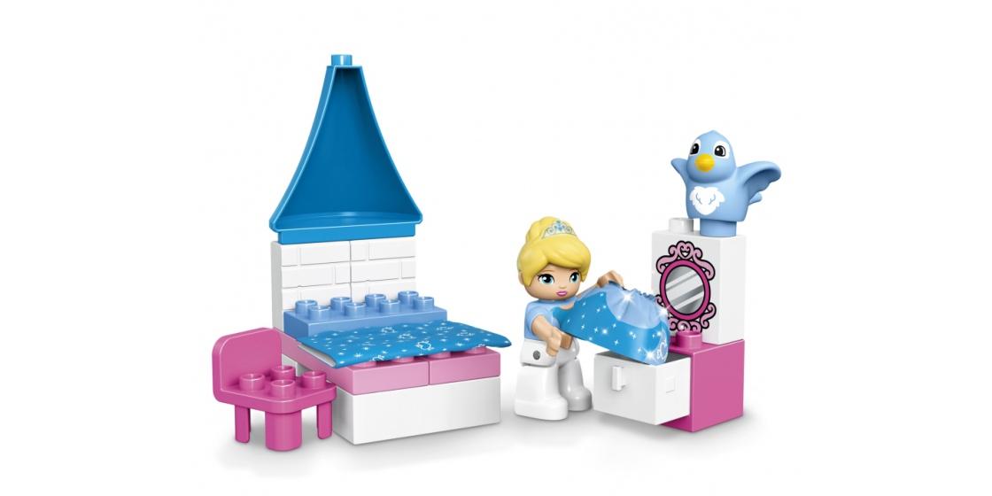 LEGO® DUPLO Popelčin kouzelný zámek 10855