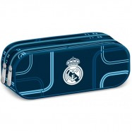 Peračník Real Madrid oválny 2zip tmavomodrý