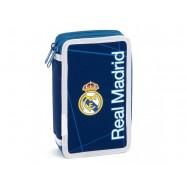 Peračník Real Madrid tmavomodrý poschodový
