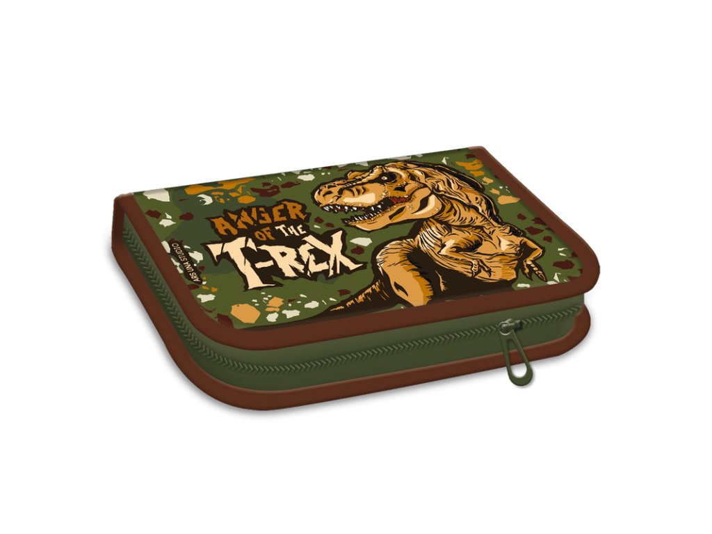 Penál T-Rex dinosaurus rozkládací