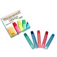 Temperové farby 6ks