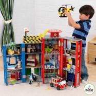 Drevené hračky - KidKraft Hrací set EVERYDAY HEROES