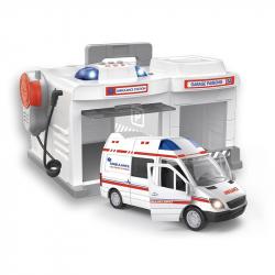 Garáž Ambulancia 1:32