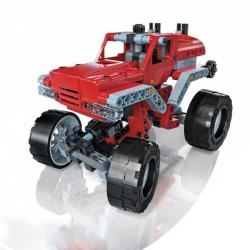 Mechanická laboratórium - monster truck