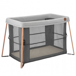 MAXI COSI Travel Cot Iris Essential Grafit