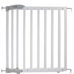 Barrier Dual Install Extending Wood White