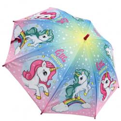 Deštník Jednorožci vystřelovací