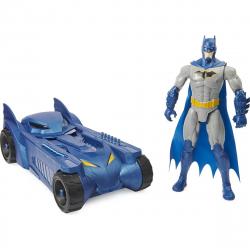 Batman Batmobile s figurkou 15 cm