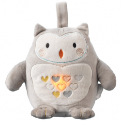 Nočné svetlo s hudbou Grofriend Ollie the Owl