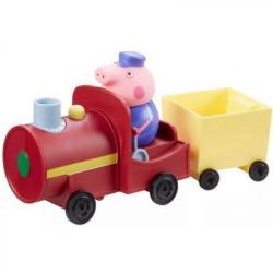 Prasiatko Peppa - Mašinka a vagón