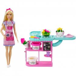 Barbie Kwiaciarnia