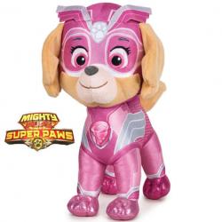 Paw Patrol Super Mighty Pups plyšová Skye 37cm 0m+