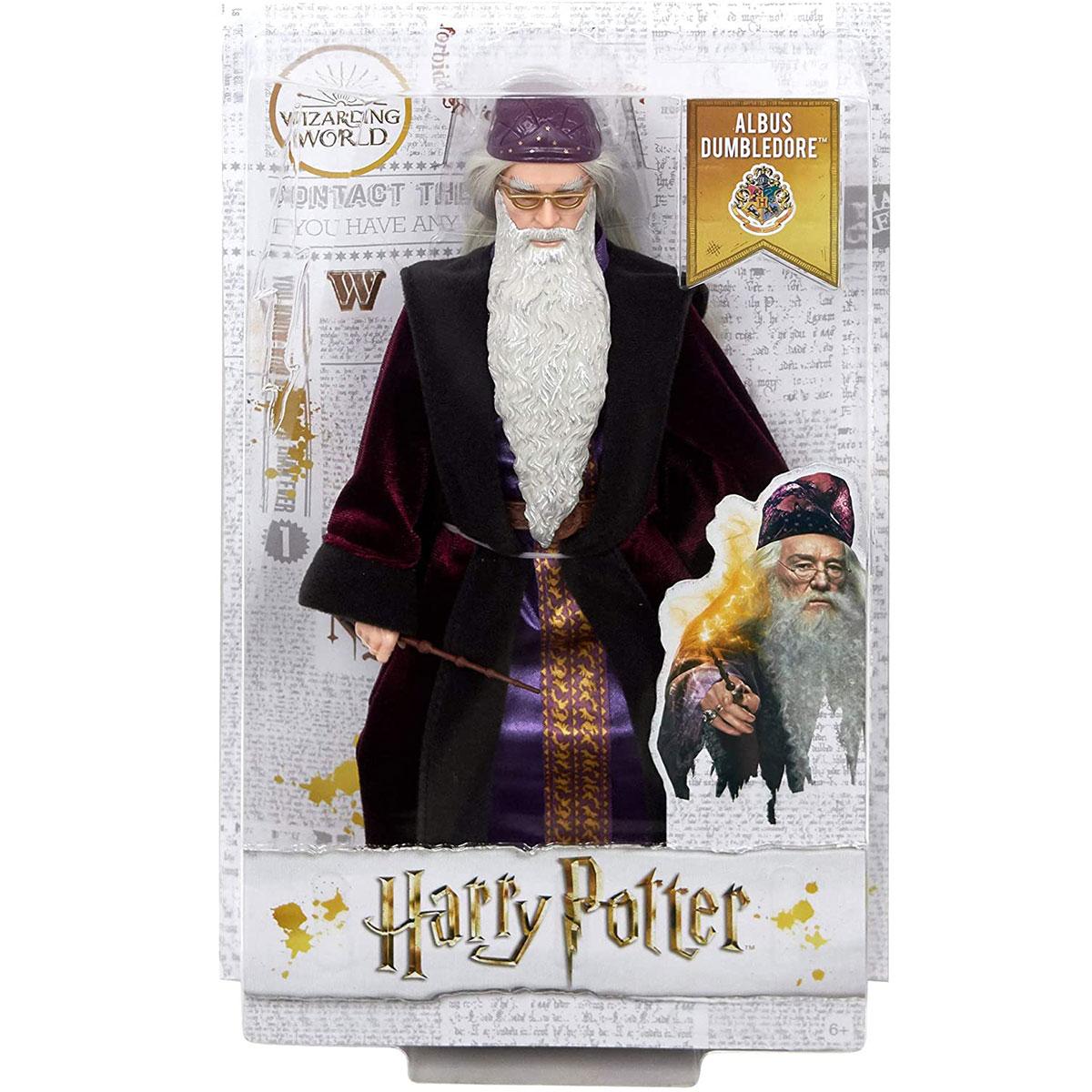 Mattel Harry Potter lalka Albus Dumbledore