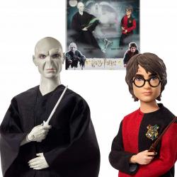Lalki kolekcjonerskie Harry Potter i Lord Voldemort - Turniej Trójmagiczny