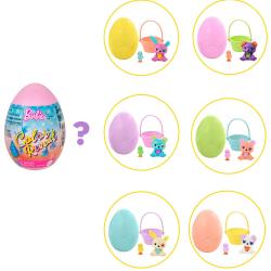 Barbie Color reveal veľkonočné vajíčko