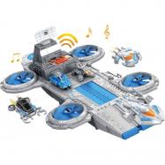Vesmírná loď na baterie