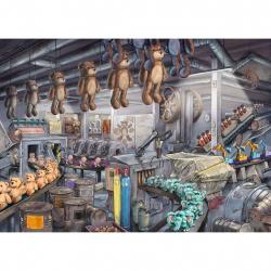 Exit Puzzle: 368 elementów w fabryce zabawek
