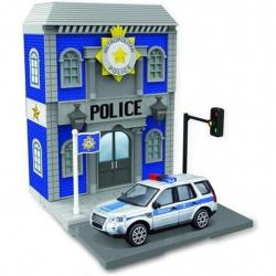 Bburago 1:43 BBURAGO CITY, Posterunek policji