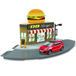 Bburago 1:43 BBURAGO CITY, Fast Food