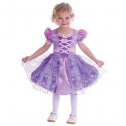 Sukienka karnawałowa - Księżniczka, (92-104 cm)