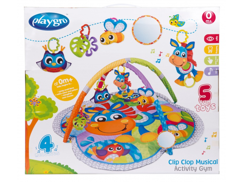 Playgro - Pad do gry w osła