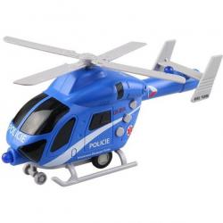 Helikopter policyjny na baterii koła zamachowego