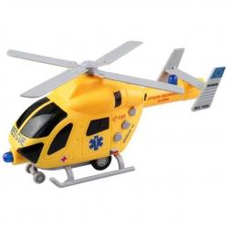 Helikopter ratunkowy na koło zamachowe akumulatora