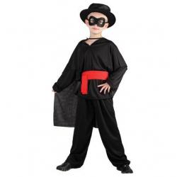 Sukienka Bandyta w masce 120-130cm