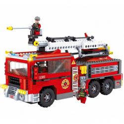 Zestaw strażacki, 939 części