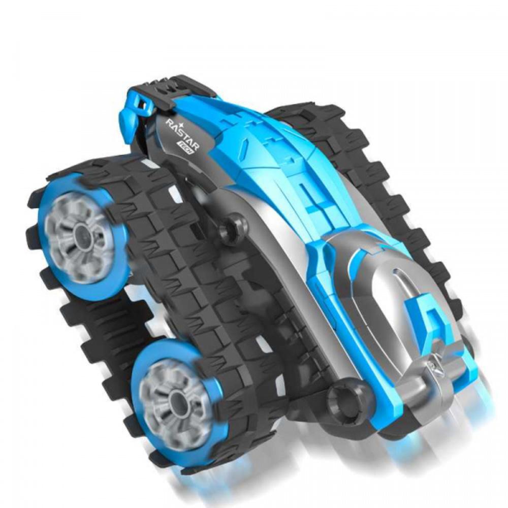 Samochód RC Amphibian 2.4 GHz plastikowa bateria 14 cm