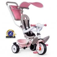 Rower trójkołowy Baby Balade Plus różowy