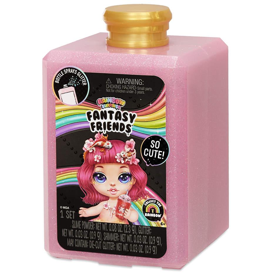 Poopsie Rainbow Surprise Fantasy Friends slime z laleczką