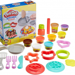 PLAY-DOH PANCAKES
