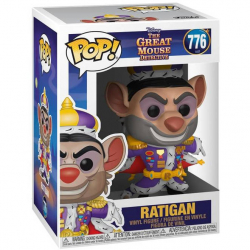 Funk POP Disney: Great Mouse Detective S1 - Ratigan