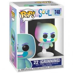 Funk POP Disney: Soul - 22 (grinning)