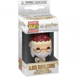 Brelok Funko POP: HP S11 Holiday - Dumbledore