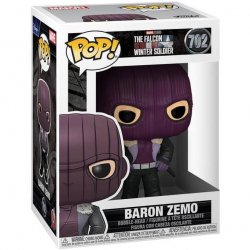 Funko POP Marvel: TFAWS - Baron Zemo