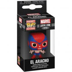 Brelok Funko POP: Marvel Luchadores - Spider-Man