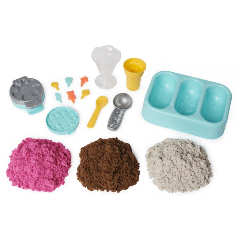 Kinetic sand voňavé Kopečková zmrzliny