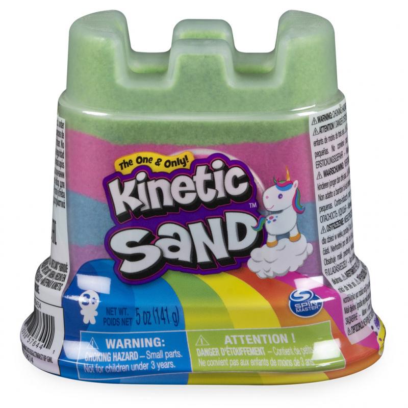 Kinetic sand dúhové tégliky piesku