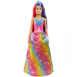 Barbie Dreamtopia Księżniczka GTF38